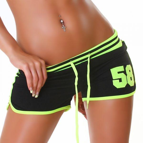 Shorts 58 - svart
