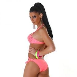 Bikini Modell F2800 - Aprikos