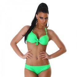 Bikini Modell F2792 - grønn