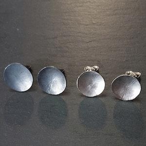 Örhänge i silver -Judit Emödi