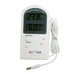 Digital hygrometer med sensor