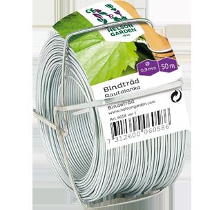 Bindtråd Galvad 0,9 mm 50 m