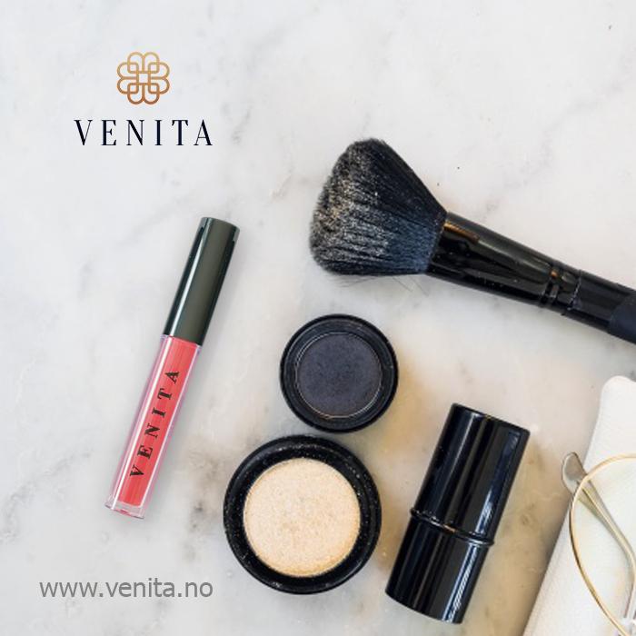 Venita Alluring Velvet Liquid Lipstick - 01