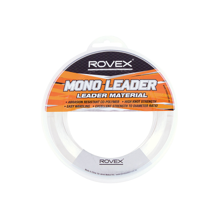 Rovex Mono Leader 100m - Tafsmaterial
