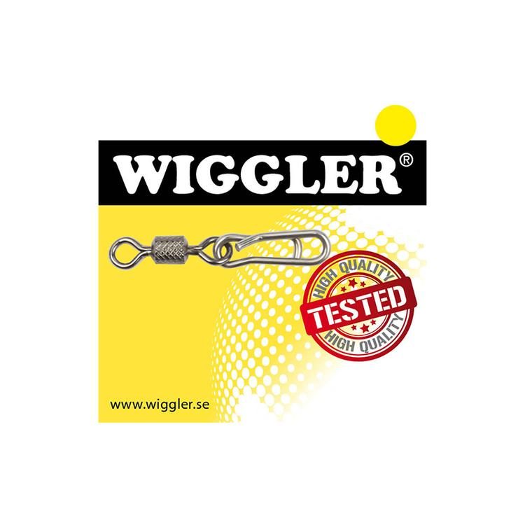 Wiggler Beteslås Speedy Snap Black (paket)