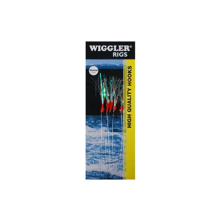 Wiggler Sillhäckla & Strömmingshäckla