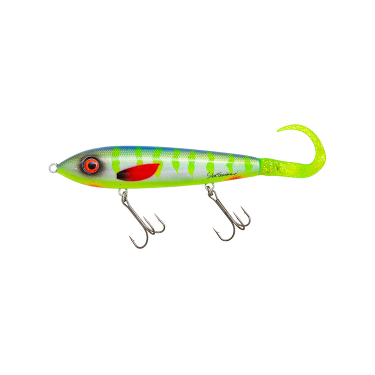 Svartzonker Big McTail 102g Slow Sink