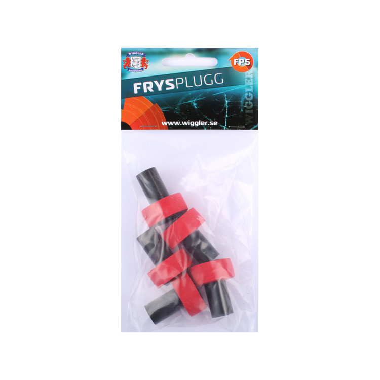 Wiggler Frysplugg (5-pack)