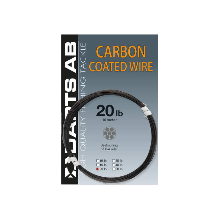 Darts Carbon Coated Wire 10m