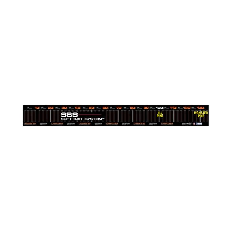 Darts Pike Ruler 135cm