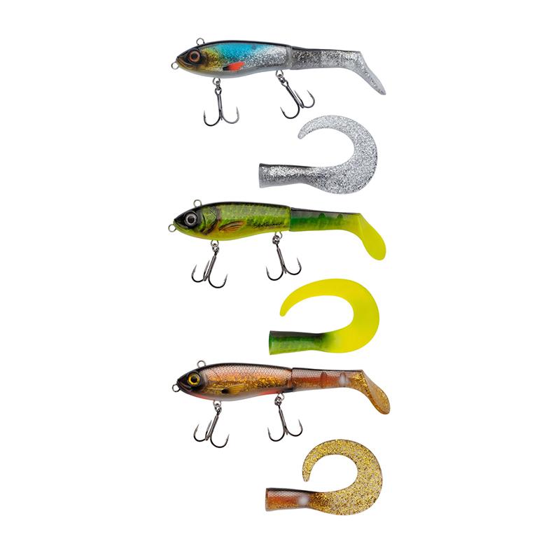 Svartzonker McHybrid 16,5cm 3-pack