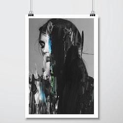 'Reservoir Dreamer' Gicléetryck 42x59 cm
