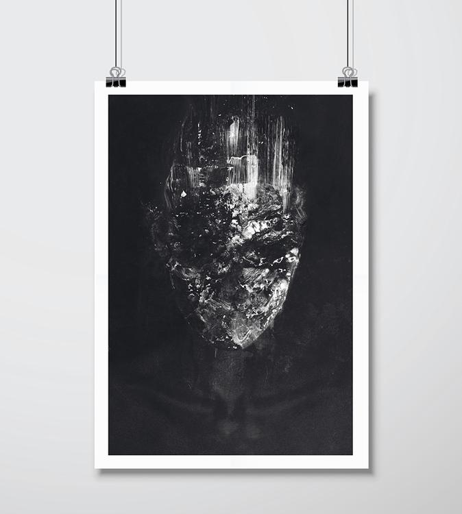 'The Architect I' Gicléetryck 42x59 cm