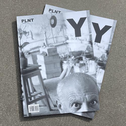 PLNTY spesialutgave om Viksjø, Nesjar og Picasso og Y-blokka.
