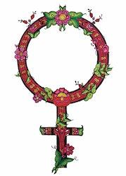 "Feministkurbits ""Gagnef"" Prints"