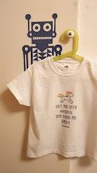 """""""Det är inte hybris om man är bäst"""" barn t-shirt"""