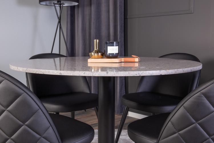 Matbord - RAZZIA (grå)