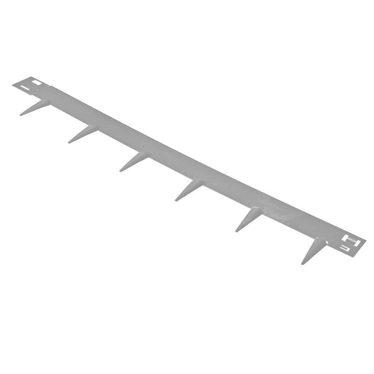 Stålkantstöd 1000mm (5-pack)