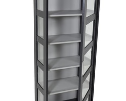 Cabinettskåp - LOCK hög