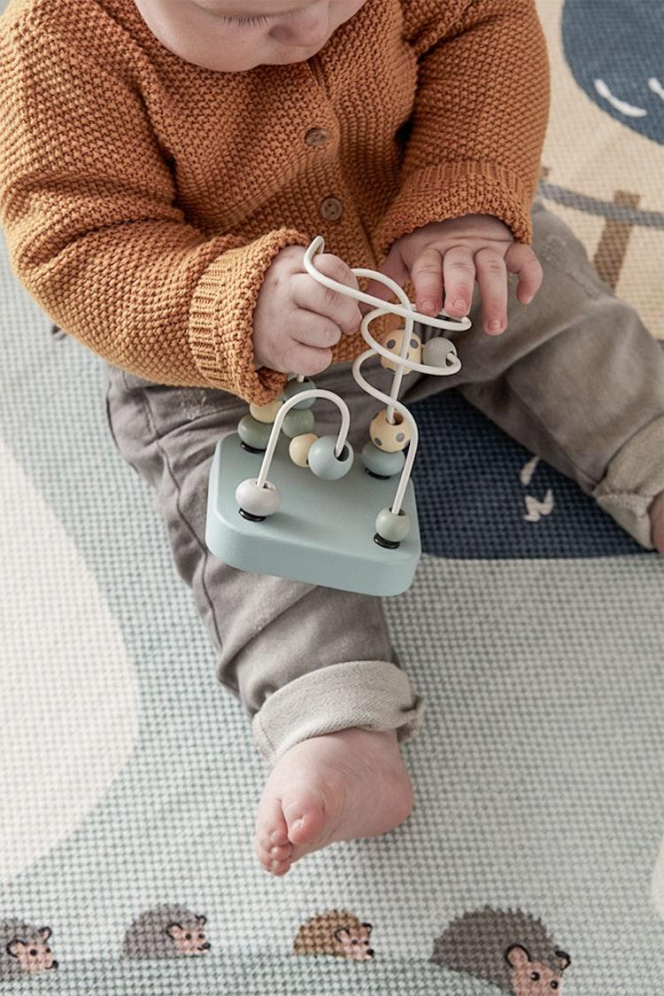 KidsConcept Minikulbana Edvin Grön