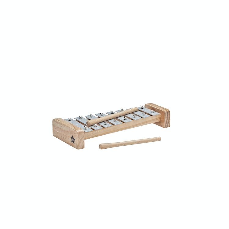 KidsConcept Xylofon - Grå