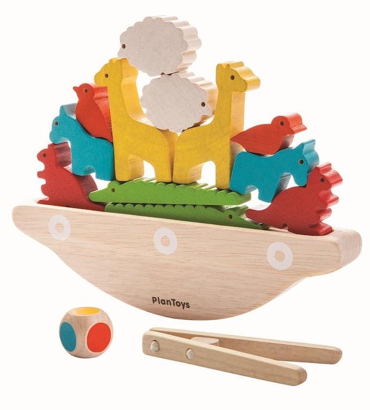 PlanToys - Balansbåt