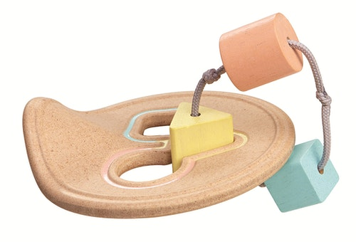 PlanToys First Shape Sorter - Pastell