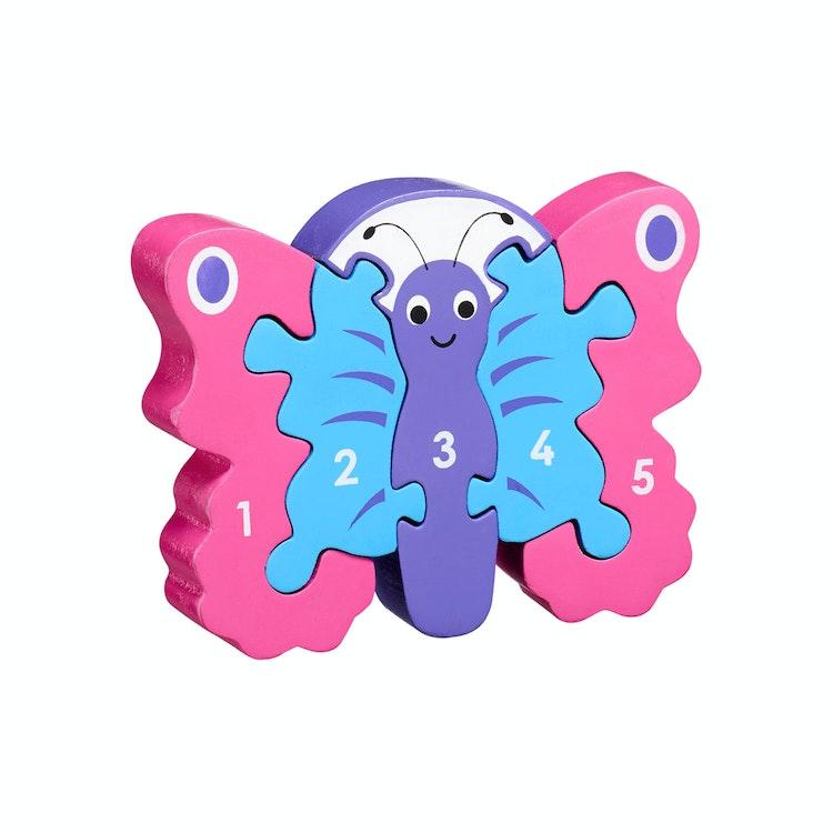Lanka Kade Pusseldjur - Fjäril