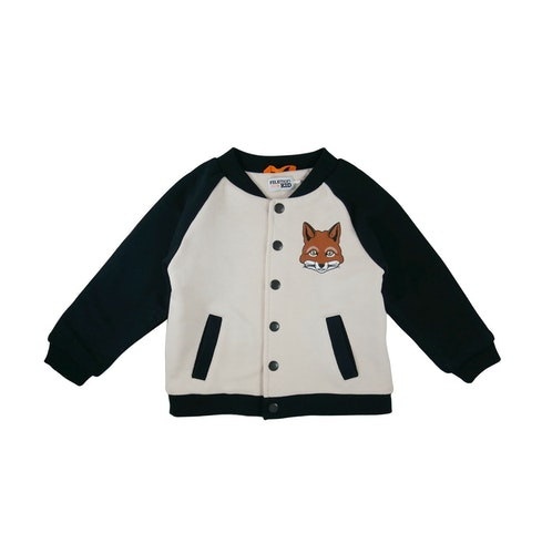 FILEMON KID - Baseball Jacket Fox