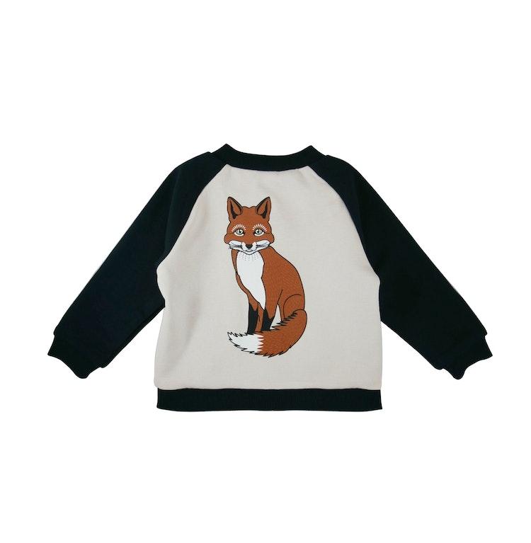 FILEMON KID - Baseball Jacket Fox