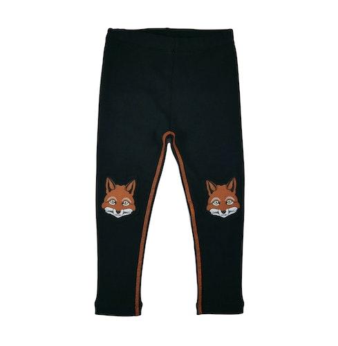 FILEMON KID - Leggings printed knees Fox