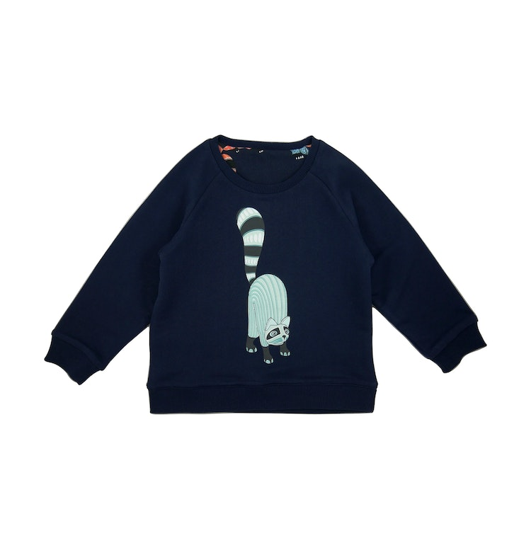 FILEMON KID - Reversible Sweatshirt Oaxacan