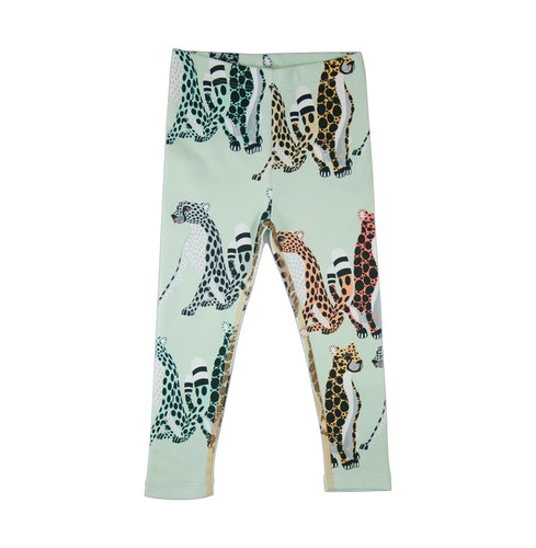 FILEMON KID - Leggings Cheetah AOP