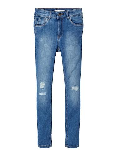 NAME IT - Höga skinny fit-Jeans