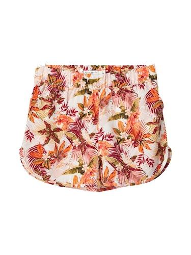 NAME IT - Mönstrade shorts