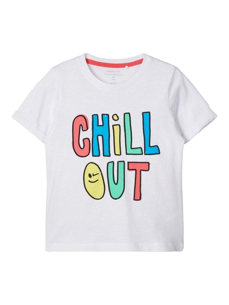 NAME IT - T-shirt chill out