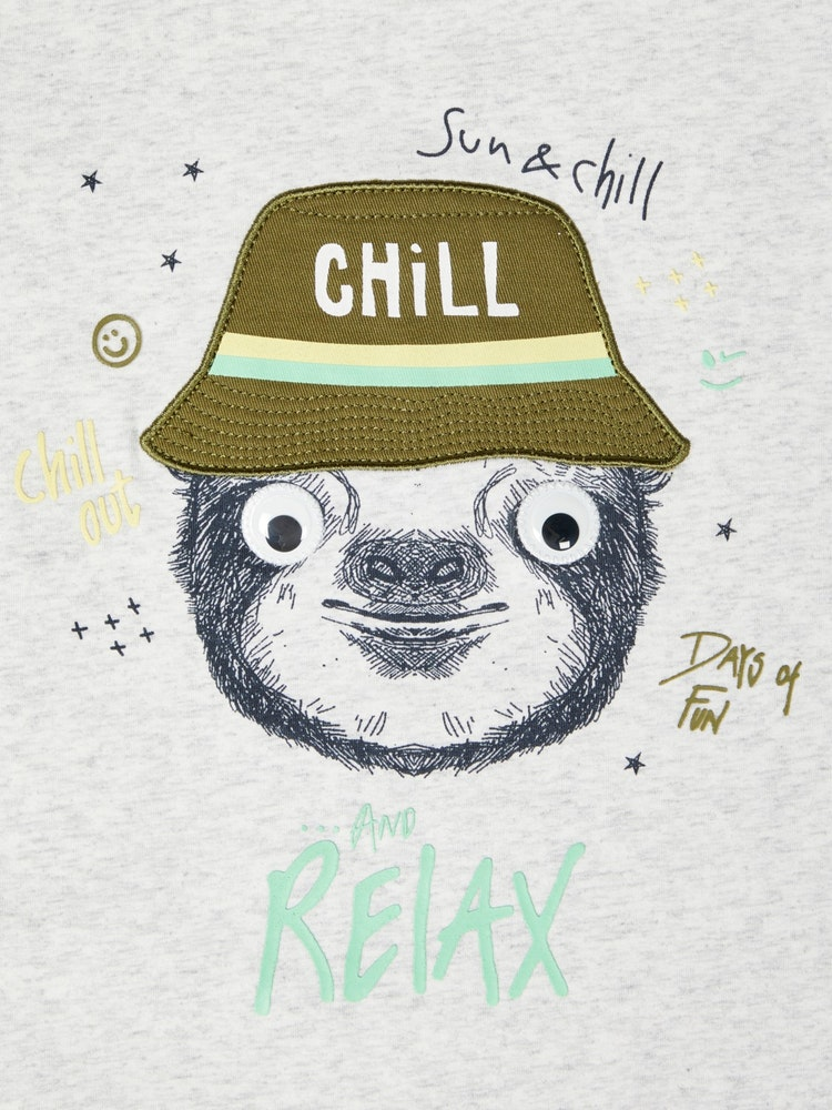 NAME IT - T-shirt relax