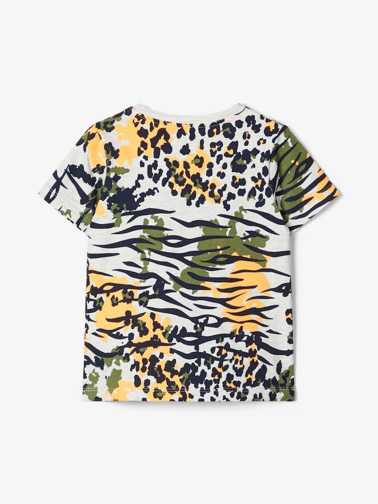 NAME IT - Mönstrad T-shirt