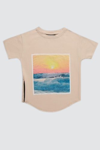 MINIKID - Sunset t-shirt