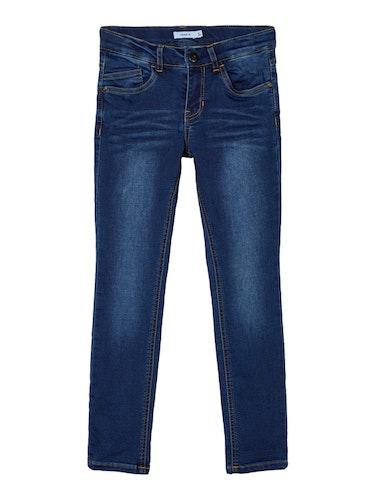 NAME IT - Dark blue jeans