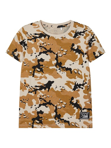 NAME IT - Camo t-shirt