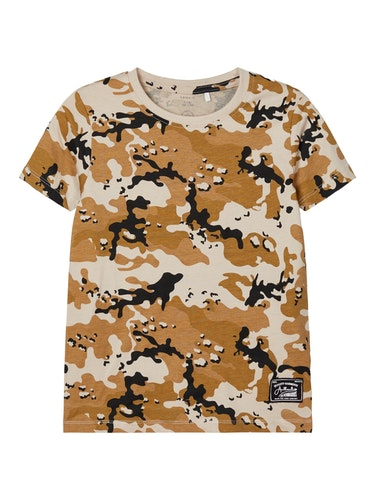 NAME IT - Camo t-shirt