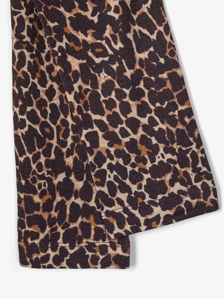 NAME IT - leopard leggings