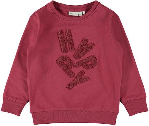 NAME IT - Sweatshirt HAPPY