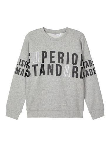 NAME IT - Sweatshirt text
