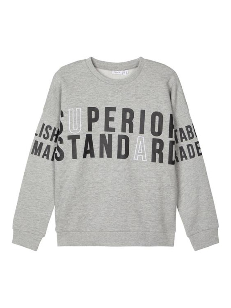 NAME IT - Sweatshirt text
