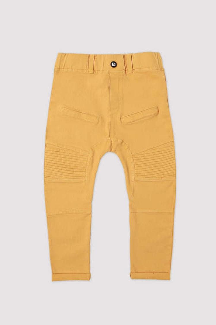 MINIKID gula jeans för barn