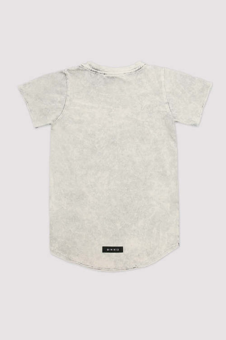 MINIKID grå t-shirt för barn