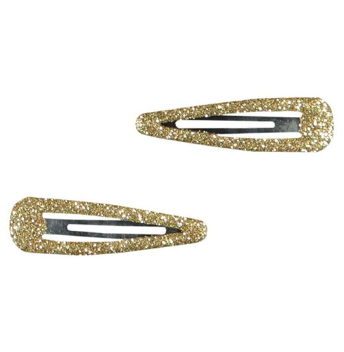 NAME IT - Glitter hairclips 2-pack