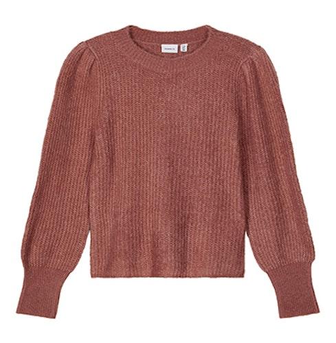 NAME IT - Stickad tröja